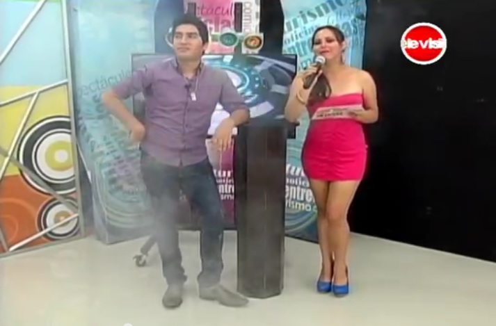 ¡Que Rico Mediodía¡ 30/08/14 Julio Mori & Zaira Mariell