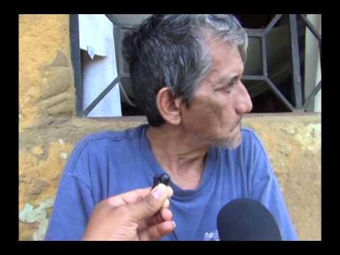 Anciano solicita apoyo para curarse de fibrosis pulmonar