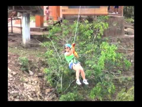 Canotaje y canopy los deportes de aventura guiados por Eco rutas