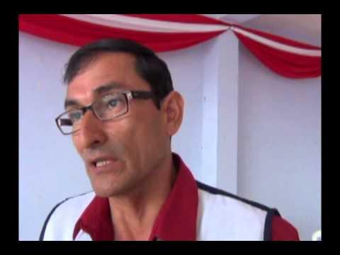 Carlos Ríos habla del trabajo de las casetas en la Banda de Shilcayo