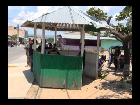 Devolverán caseta de seguridad a la municipalidad de la Banda de Shilcayo