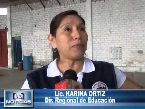 DIRECTORA REGIONAL DE EDUCACIÓN INSPECCIONA I.E SANTA ROSA