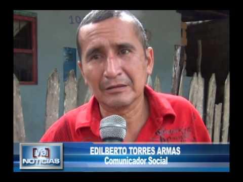 Edilberto Torres regresa Tarapoto visiblemente recuperado de accidente