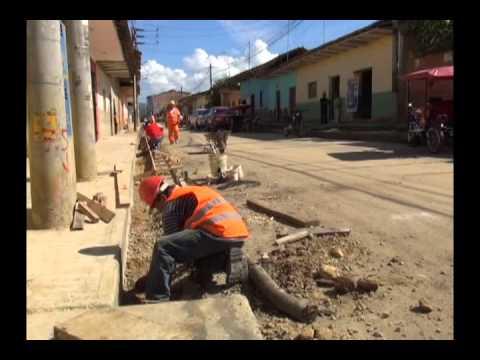 En dos semanas culminarán asfaltado del Jr. Leoncio Prado