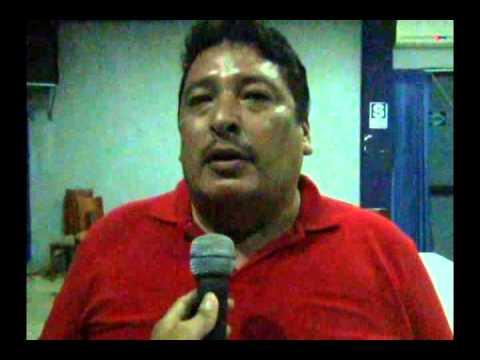 Marco Reátegui responde a declaraciones de Carlos Ríos