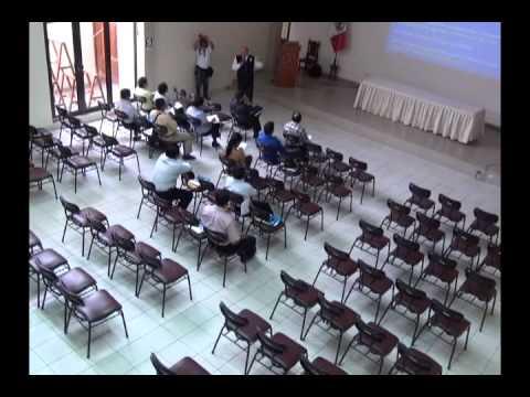 Pocos candidatos asistieron a seminario convocado por INDECI