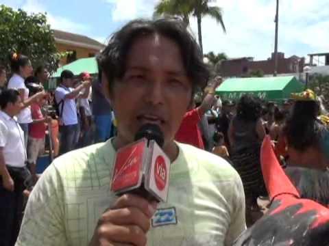 Presentan Programación de Carnaval Tarapotino 2014