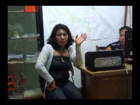 Sujeto es detenido por serenos de la banda acusado de agredir a su madre
