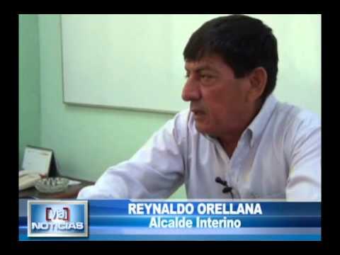 Alcalde interino Reynaldo Orellana asume funciones en Tarapoto