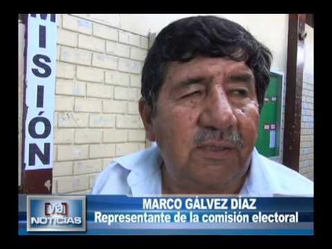 Culmina proceso electoral en el UNSM
