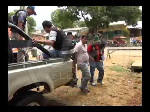 Encarcelan a implicados en asalto y asesinato de seguridad de grifo