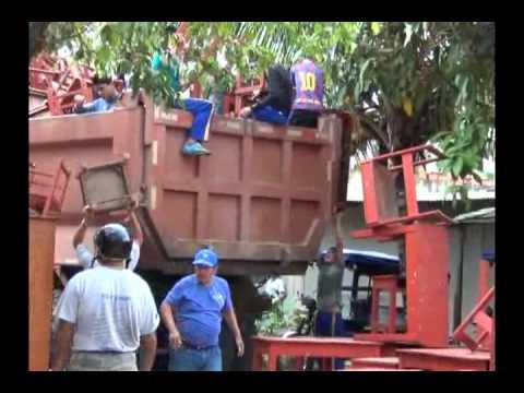 Inicia construcción de I.E Elsa Perea Flores