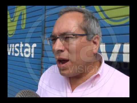 Realizan forado para robar en agencia de telefónica del Perú