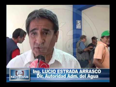Autoridad administrativa del agua inicia funciones en San Martín