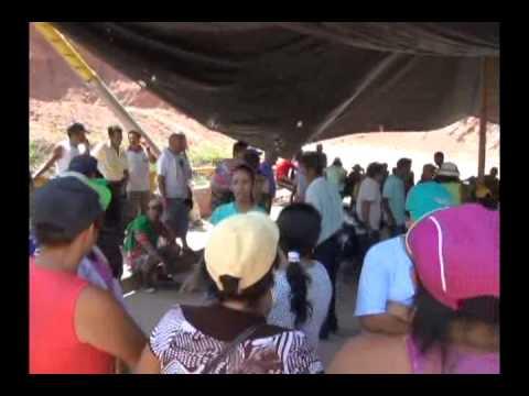 En Bellavista acatan huelga indefinida exigiendo nuevas elecciones