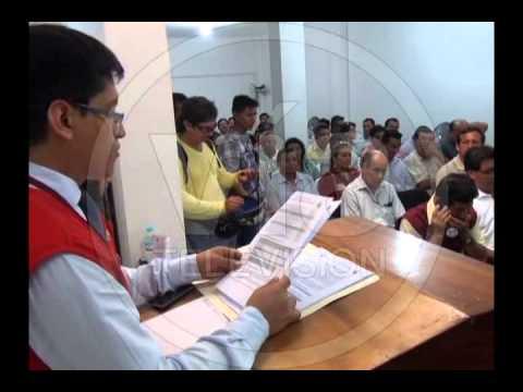 JEE proclaman a acaldes y regidores electos 2015 – 2018