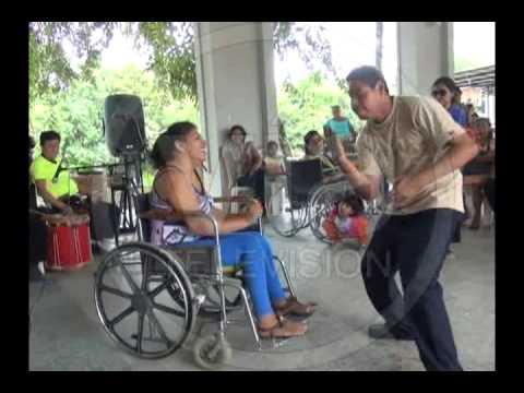 Personas con discapacidad celebran su día