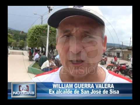 Población de San José de Sisa está a punto de quedarse sin agua potable