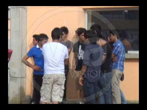 Universitario muere en Tarapoto tras despistar su moto