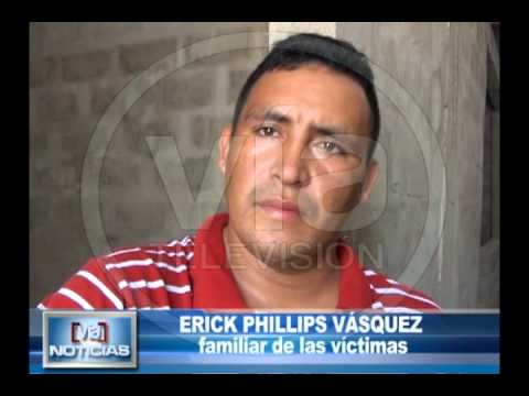 Bellavista: víctimas de accidente de tránsito claman justicia