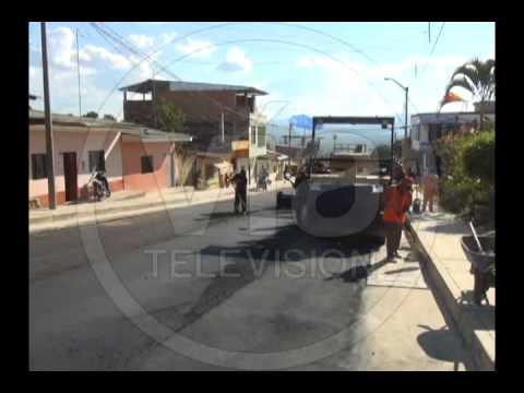 Iniciaron trabajos de asfaltado en el Jr. Limatambo