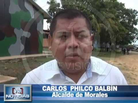 Alcalde de Morales responde por despido a trabajadores
