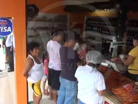 Clausuran local de venta de cecina por falta de higiene