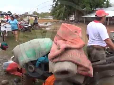 Morales inicia campaña de recolección de productos no perecibles