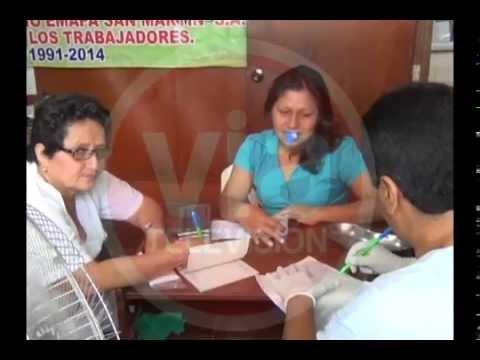 Realizan campaña médica para los trabajadores de EMAPA