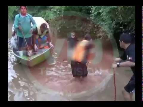 Encuentran cuerpo de hombre que murió ahogado en Rio Mayo