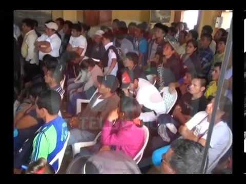 Moradores de Pamashto exigen arreglo de carretera