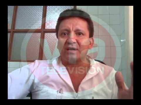 Director del hospital de contingencia toma acciones por prueba de VIH erronea