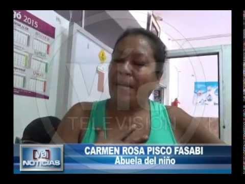 Niño estuvo más de 15 días en el hospital de Tarapoto sin encontrar mejoría