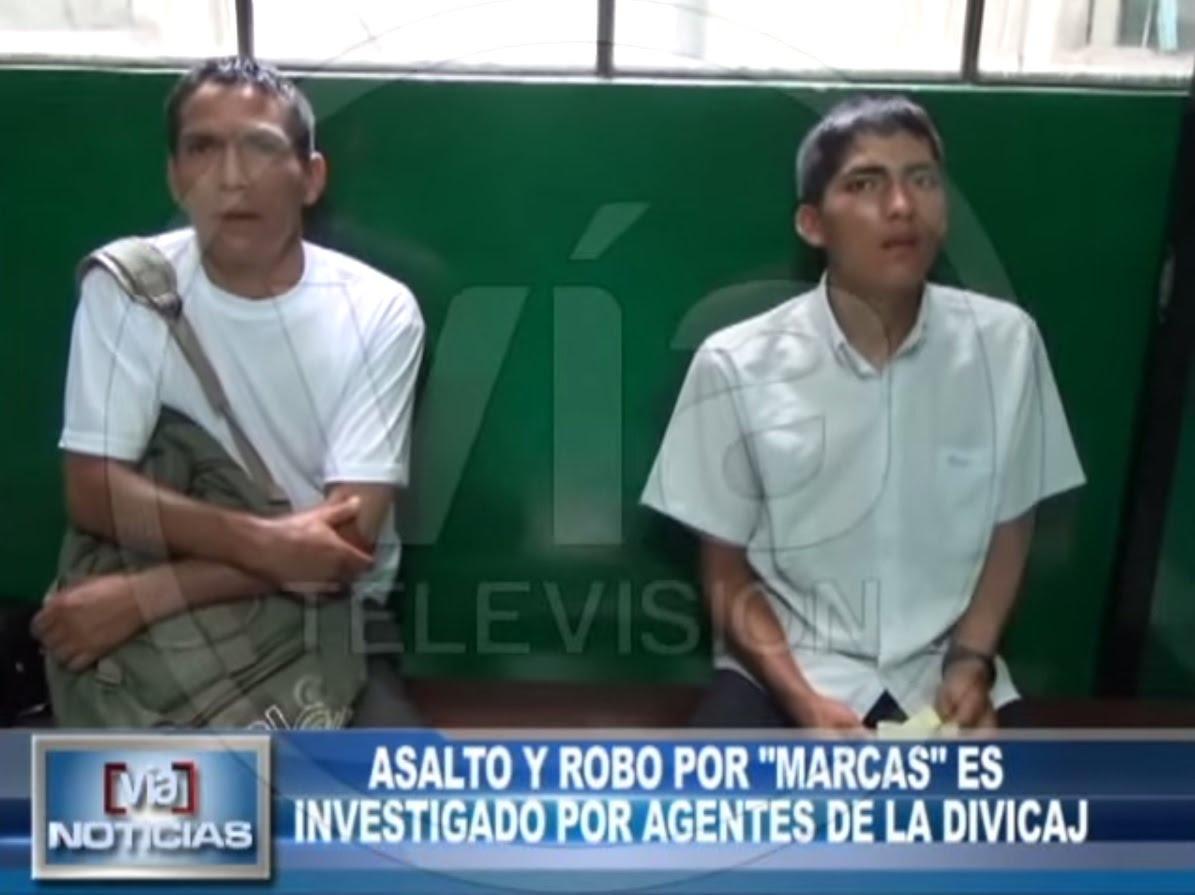 """Asalto y robo por """"marcas"""" es investigado por agentes de la DIVICAJ"""