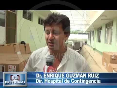 Unidad ejecutora 400 implementa con equipos de rayos a hospital de la Banda