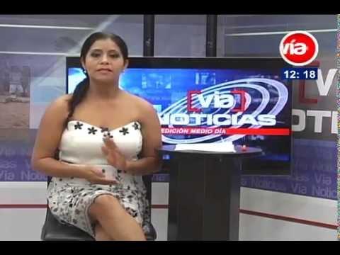 VIA Noticias mediodía Lunes 26 de Octubre del 2015