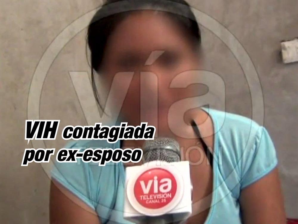 Desalmado sujeto contagia con el virus del VIH a mujer y la abandona embarazada