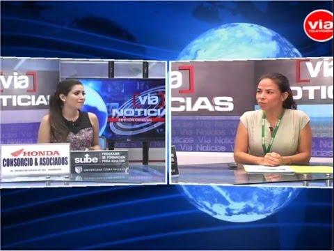 Entrevista: OEFA constata aguas residuales en Sauce