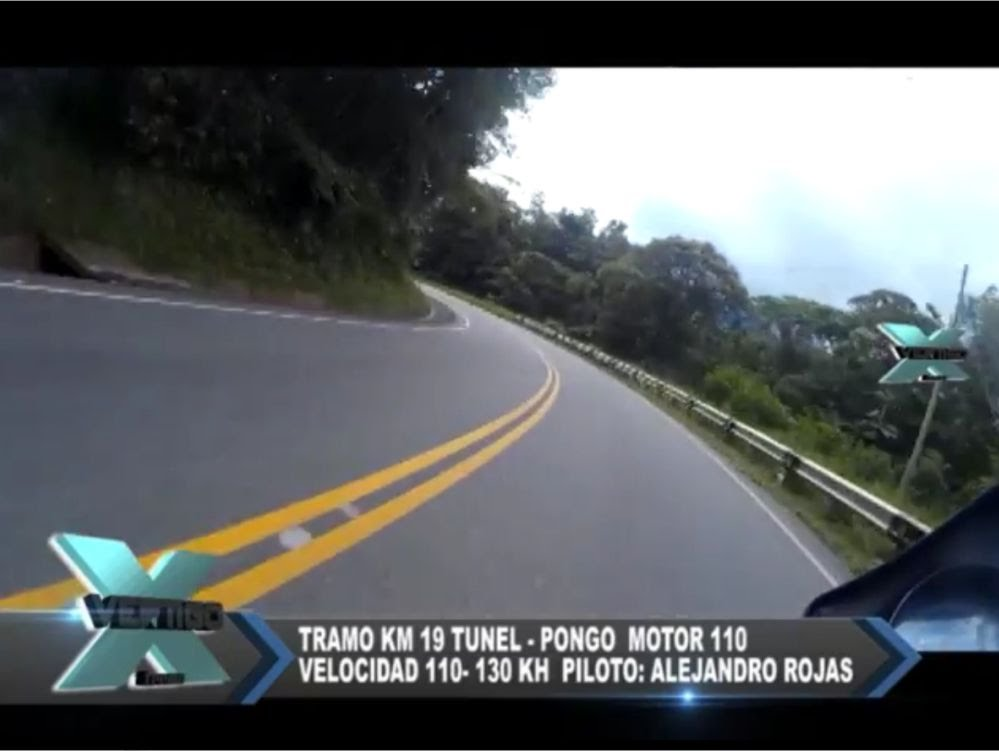 Vértigo Xtremo: TRAMO KM 19 PONGO PISTERA