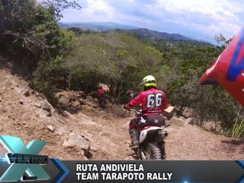 Vértigo Xtremo: Ruta Andiviela Team Tarapoto Rally