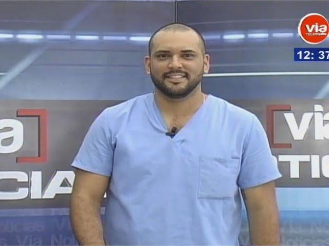 Entrevista a Renzo Martina en VIA Noticias