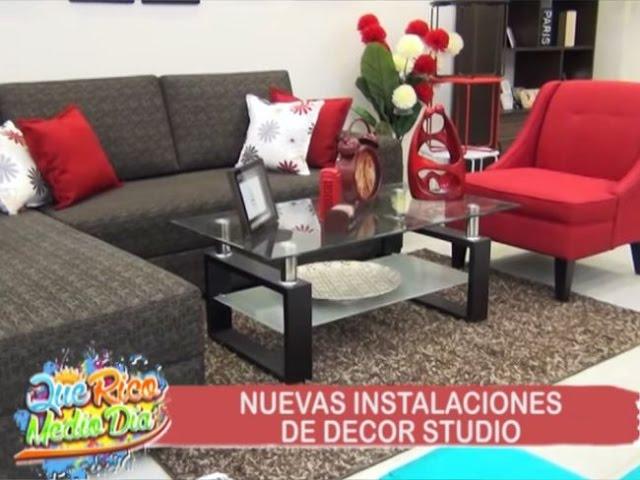 Nuevas instalaciones de Decor Studio Mueblería en Tarapoto