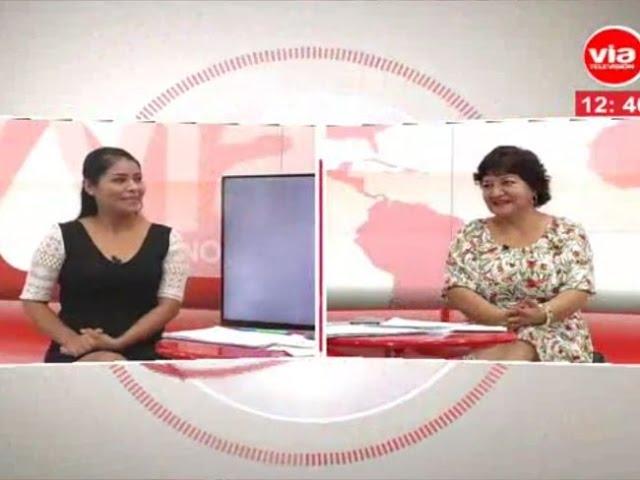 Entrevista a la presidenta de la Cámara de Comercio de San Martín