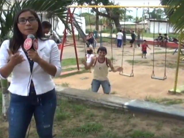 VIA Alerta: Parque ubicado en Partido Alto en estado de abandono