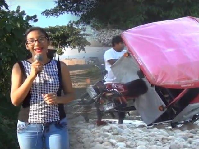 VIA Alerta: Sector Malecon Cumbaza repleto de basura