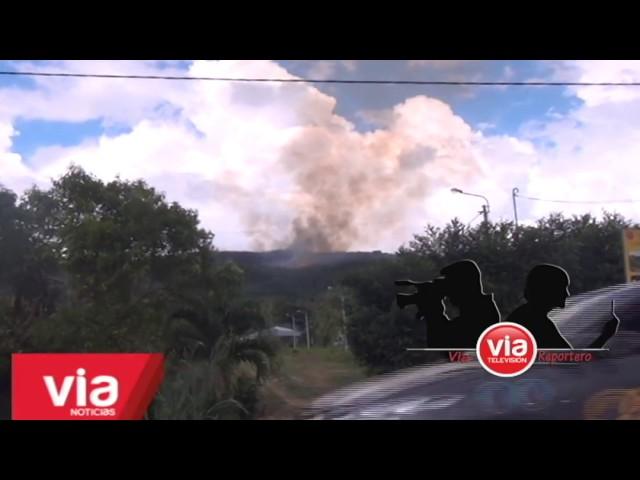Continúan los incendios forestales en la región