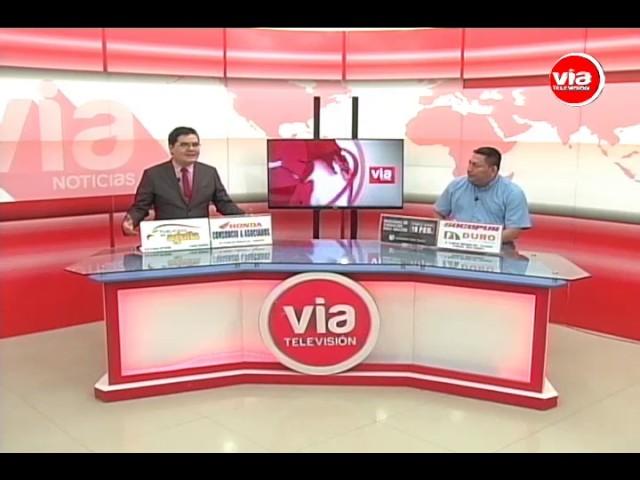 Entrevista a Oswaldo Guerra, directivo de Radio Noticias de Yurimaguas