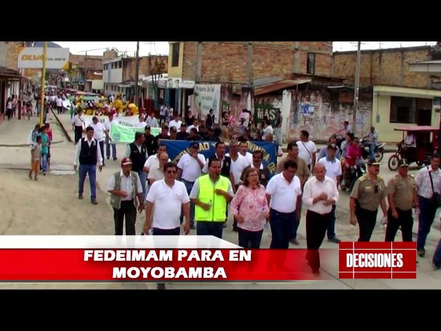 FEDEIMAM convoca a paro provincial para el 08 de Febrero en Moyobamba