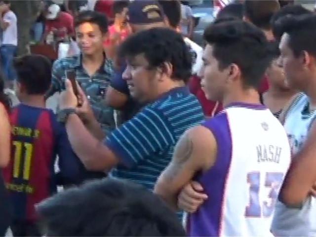 Juegos de carnaval se desarrollan con tranquilidad en Tarapoto