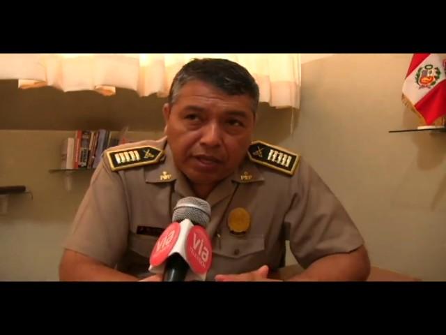 Policía insta a no jugar con violencia los carnavales